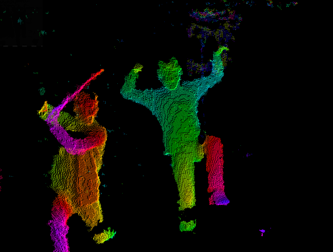 Yay for kinect!